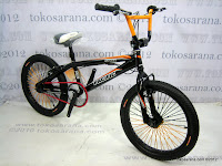 2 Sepeda BMX Pacific Spinix FreeStyle 20 Inci