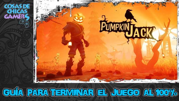 Guía para completar Pumpkin Jack