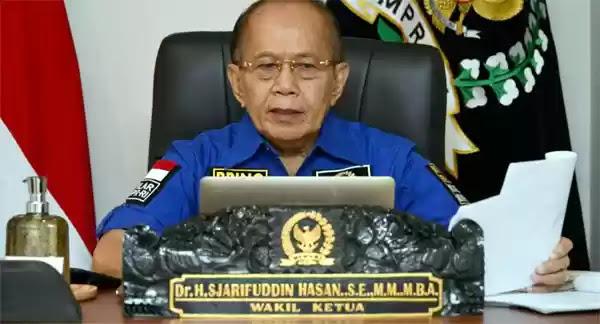 Wakil Ketua MPR: RUU HIP Adalah Contoh Upaya Mengganti Pancasila