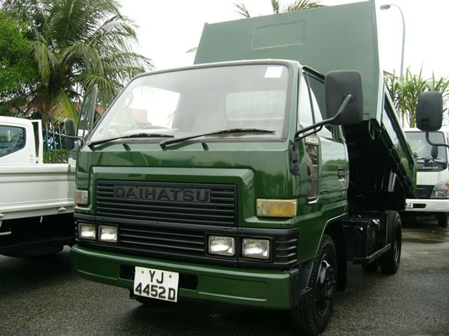 All Car Collections: Daihatsu Trucks