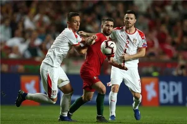 موعد مباراة  البرتغال وصربيا ضمن مواجهات التأهل لكأس العالم 2022