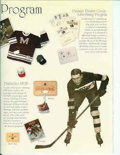 1992-93 NHL Heritage collection catalogue - 3