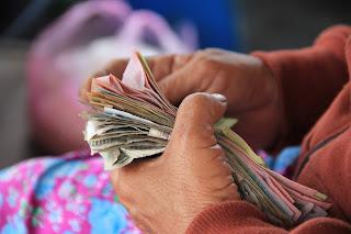 making money ingredients