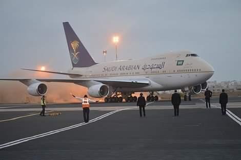 بيان رسمي جديد للخطوط السعودية بشان اعاده الرحلات الجوية