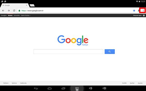 Android: Cihazdaki Tüm Geçmişi Silmek