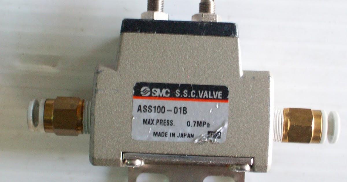 僑大機械五金行: SMC ASS100-01B 速度控制器,調速閥
