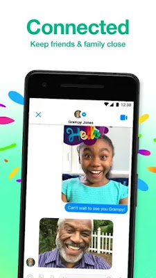 Messenger Kids – The Messaging App for Kids