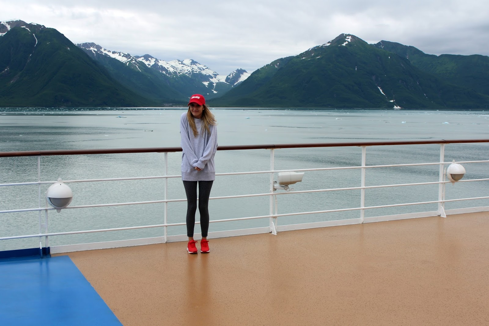 before i get into what i packed heres what you need to know about this trip it was midend july we started in anchorage then boarded our cruise ship