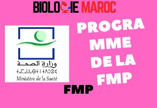 Programme de la Faculté de Médecine et de Pharmacie