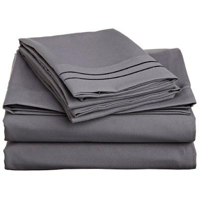 clara clark grey sheet set The Camellia Thunder Bay