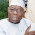 """Chibok Kidnapping: """"Nobody can bring back the girls because they are nowhere to be found""""-Obasanjo"""