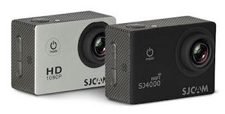SJCAM SJ4000 - Mulai 1,5 Jutaan