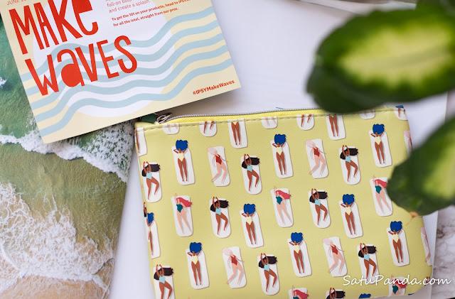ipsy Glam Bag June 2020: наполнение и отзыв