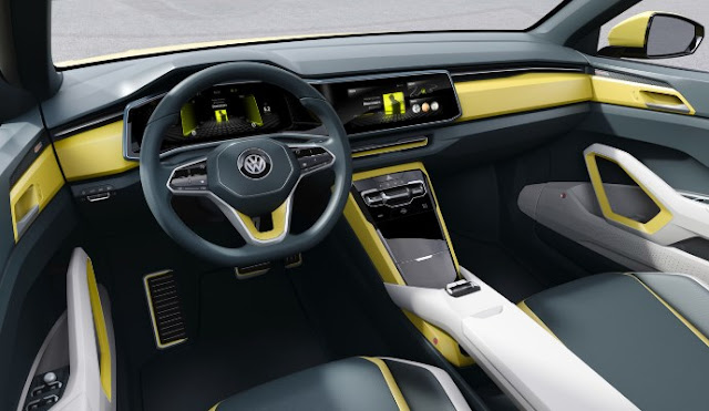 Volkswagen T-Cross Breeze Cabrio