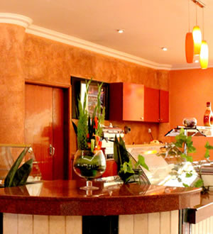 Panari Hotel Amber Coffee Shop