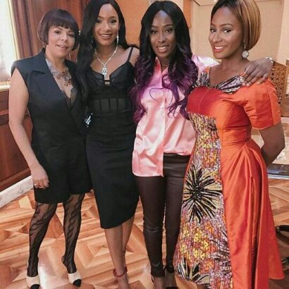 Checkout stunning photos of Femi Otedola's eldest billionaire daughter, Olawunmi Otedola