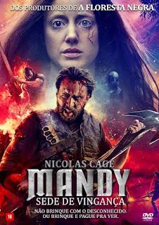 Mandy: Sede de Vingança - Dublado