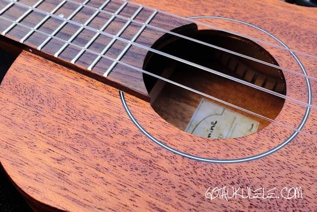 takamine egu-c1 concert ukulele sound hole