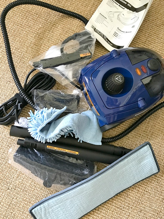 Cleaning Tips with the HomeRight Steam Machine