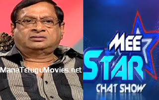 M S Narayana in Mee Star Show – Epsiode 2