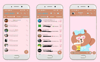 Bear Theme For GBWhatsApp Download