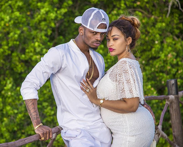 VIDEO: Zari Avalishwa Pete ya Uchumba  na Diamond?