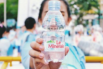 Air Kemasan Le Mineral