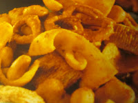 EASY TACO-FLAVORED SNACK MIX