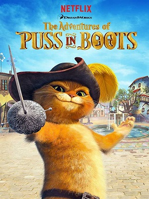 Puss in Book Trapped in an Epic Tale (2017) 1080p, 720p WEBRip