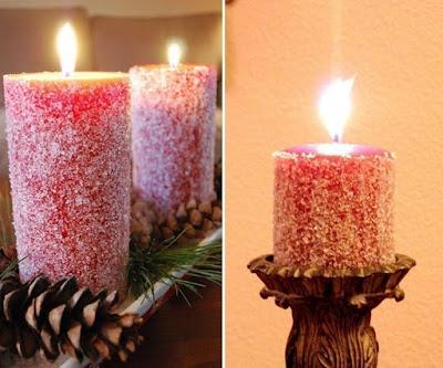 Resultado de imagem para porque usam velas no natal
