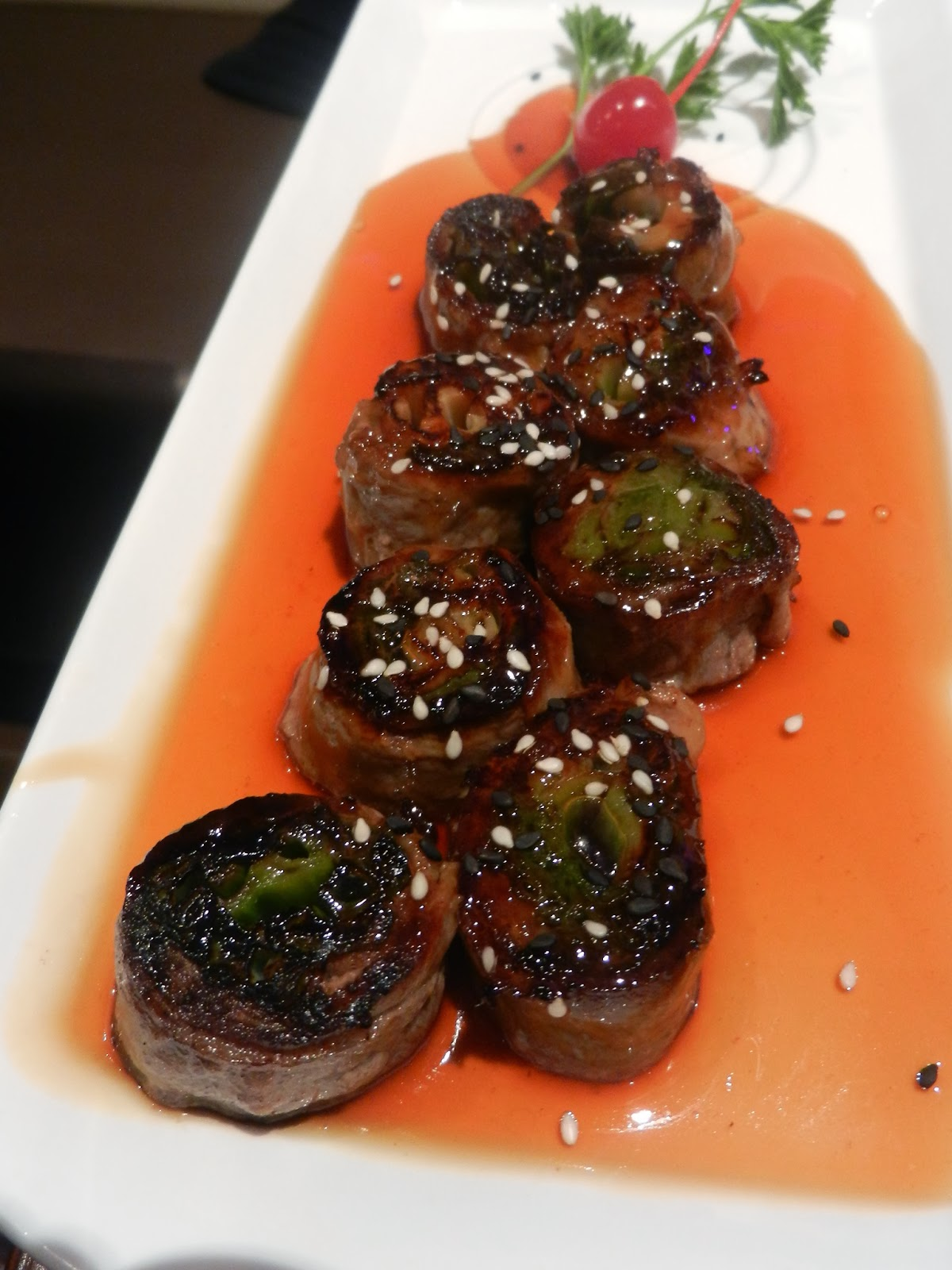 Belly of the Pig: Crazy Sushi Review