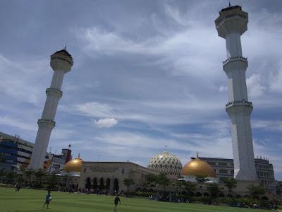 Tempat di Bandung yang Bisa Dijangkau dengan Jalan Kaki