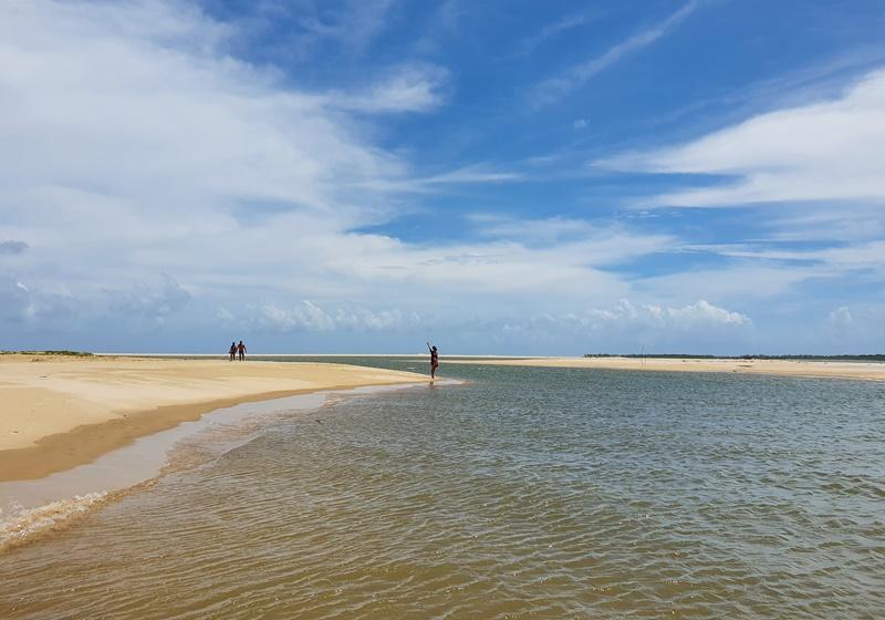 Passeio Ilha dos Namorados Aracaju