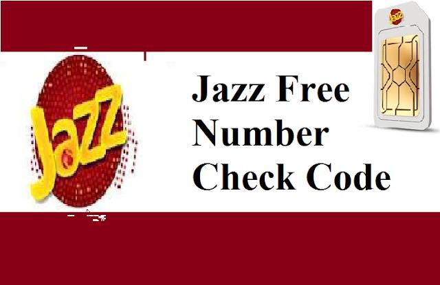 Jazz Sim Free Number Code    How To Find free jazz number