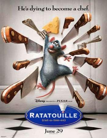 Ratatouille 2007 Hindi Dual Audio  Full Movie Download