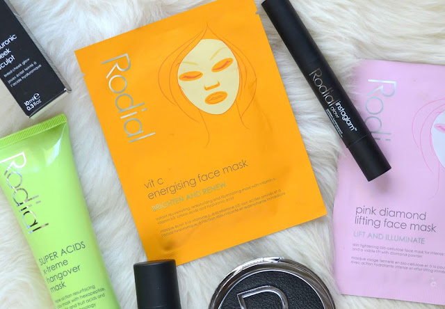 Rodial Vit C Energizing Face Mask