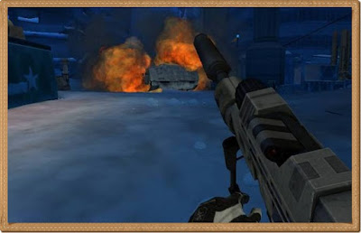 Battlefield 2142 Games Screenshots