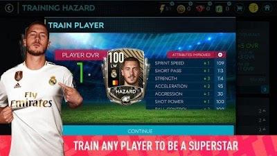 لعبة فيفا موبايل FIFA Mobile Soccer كاملة للأندرويد