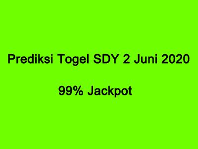 Prediksi Togel Sydney 2 Juni 2020