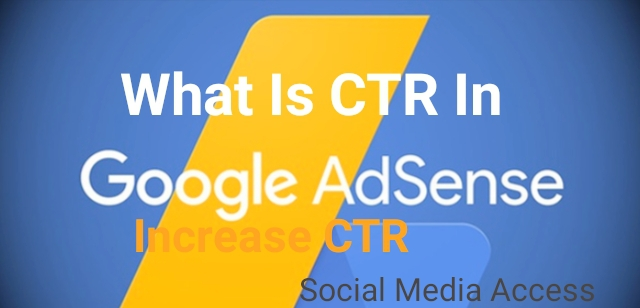 How Much CTR Is Good For Adsense?