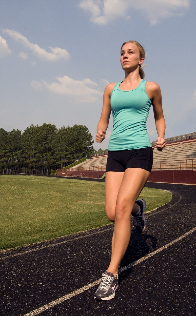 Manfaat olahraga lari: Pixabay