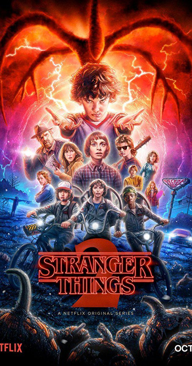 Stranger Things S1 (2016)