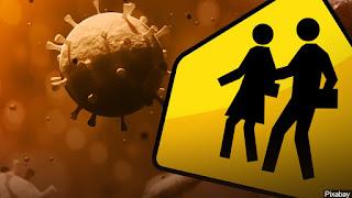 فيروس كورونا و نظرية المؤامرة لعولمة التعليم.