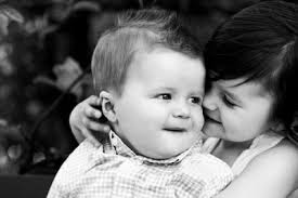 Top latest hd Baby Boy to Girl frist kiss images photos pic wallpaper free download 32