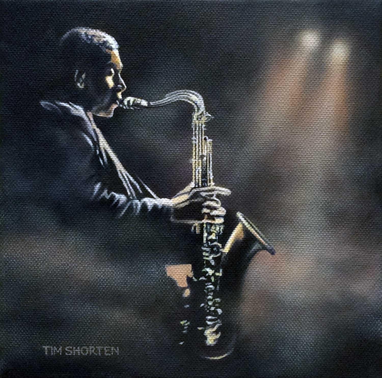 Tim Shorten Saxophonist study