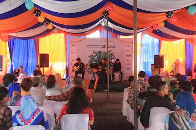 hiburan akustik blogfest