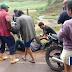 Chuva e pista molhada causou acidente em Dom Silvério