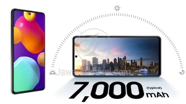 Samsung Galaxy M62 Harga dan Spesifikasi