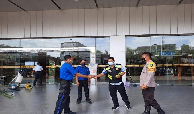 Peduli Covid-19, Urkes Polres Cilegon Berikan Yankes di City Mall Cilegon