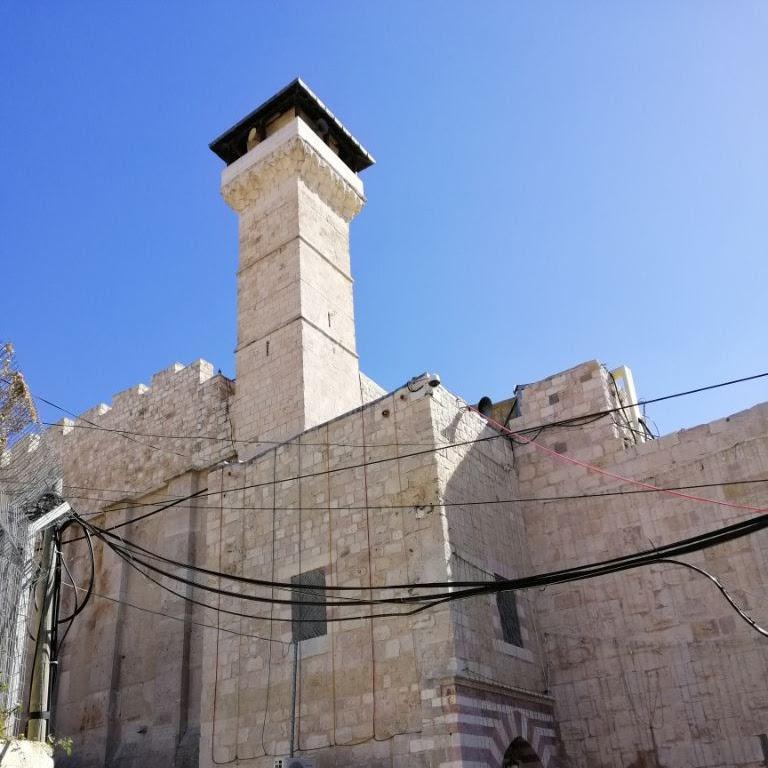 Berziarah ke Masjid Nabi Ibrahim Kota Hebron Palestina